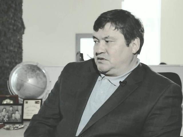 Серик Калимбаев